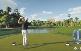 משחק סימולציית גולף