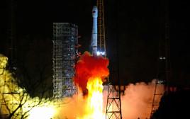 שיגור החללית הסינית