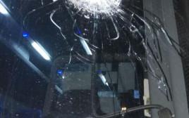 ירי על אוטובוס סמוך לבית אל