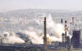 מפעלים במפרץ חיפה