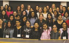 המשתתפות בסדנת Women in Theory