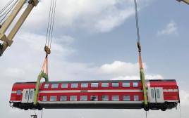 קרון חדש לרכבת ישראל