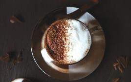 קפה ושוקולד