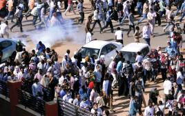 ההפגנות בסודן