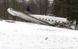 התרסקות המטוס באוהיו