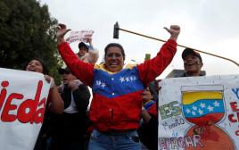 ההפיכה בונצואלה