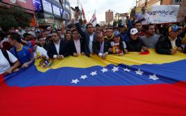 הפגנות בוונצואלה