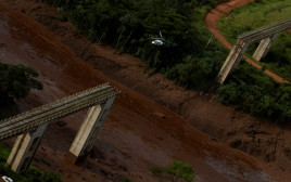 התמוטטות סכר בברזיל