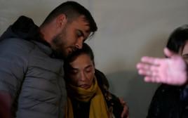 חילוץ הפעוט שנפל לבאר בספרד