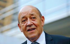 שר החוץ הצרפתי, איב לה דריאן