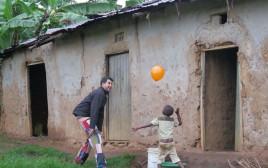 המשלחת לאוגנדה
