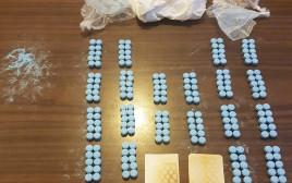 סמים שנתפסו במסגרת הפרשה