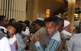 עולים חדשים מאתיופיה
