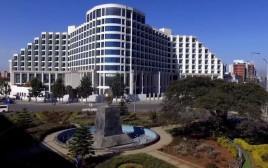 המלון החדש של אתיופיאן איירליינס בשדה התעופה