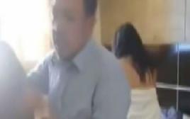 ראש העיר נתפס עם נערת ליווי