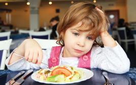 תפריט אוכל לילדים