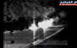 """ירי נ.ט. לעבר כוח צה""""ל בהר דב ב-2015"""