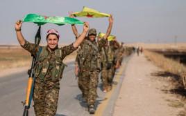 כוחות כורדים בסוריה