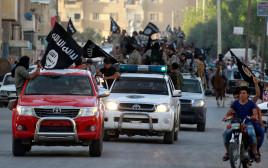 פעילי דאעש בסוריה