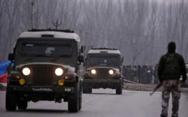 הצבא ההודי ליד הגבול עם פקיסטן