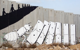 גדר ההפרדה ביהודה ושומרון