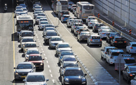 פקקים בכבישי בישראל