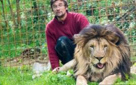 נטרף על ידי אריה