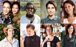 הנשים החזקות בתעשיית היין והאלכוהול בישראל