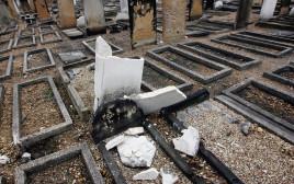 חילול קברים יהודים בבריטניה