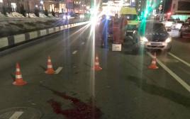 תאונת הדרכים בה נהרגה נערה ישראלית בסוצ'י