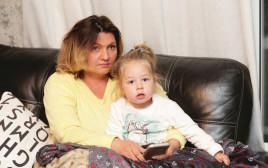 קרן ובתה מליסה