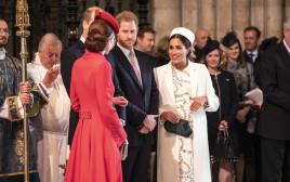 הנסיך הארי, מייגן מרקל, הנסיך וויליאם, קייט מידלטון