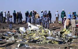 התרסקות המטוס האתיופי