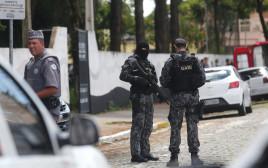 זירת האירוע בסאו פאולו