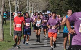מרתון ירושלים, ארכיון (למצולמים אין קשר לנאמר בכתבה)