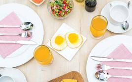 ארוחת בוקר ברמת רחל