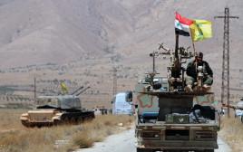 כוח חיזבאללה בסוריה