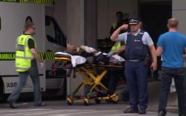 אירוע ירי לעבר מסגדים בניו זילנד