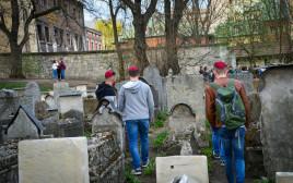 קברים בפולין