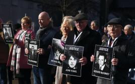 מחאת משפחות הקורבנות