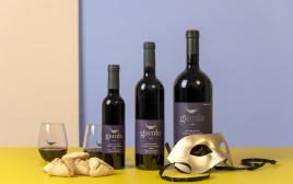 יין בכל הגדלים גמלא קברנה סובניון