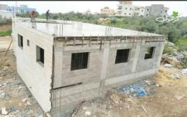 ביתו של המחבל אשרף נעאלווה שנבנה מחדש