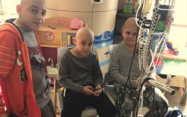 פעילות של עמותת רוח ונשמה בבית החולים