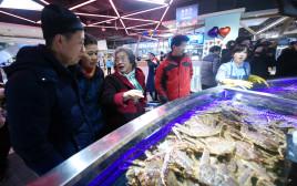 סופרמרקט Hema בסין