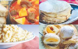 מאכלים הונגריים
