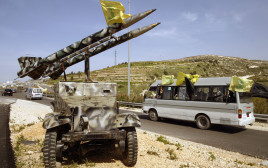 טילים של ארגון חיזבאללה