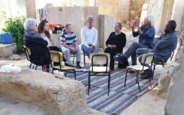 מפגש של פרויקט מגדלור