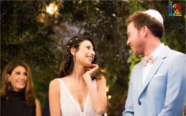 """""""חתונה ממבט ראשון"""", ליאור לביא, שרונה מרלין"""
