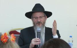 הרב ברל לאזר