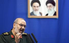 חוסיין סלאמי, מפקד משמרות המהפכה